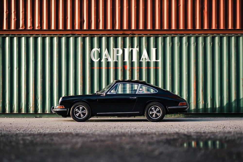 Automotive photography munich