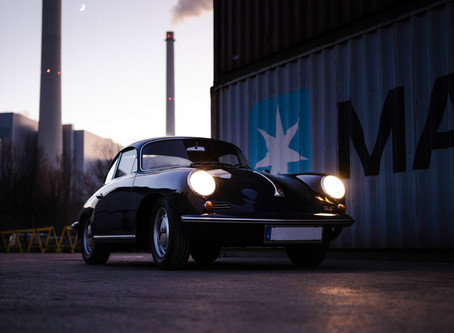 Porsche NIGHT-SHOOT, 356 SC | 912