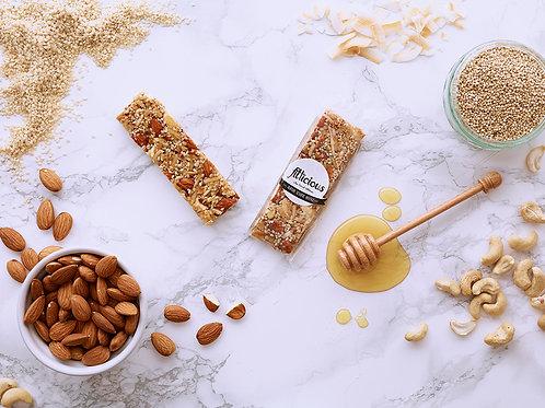Quinoa Sesame Brittle