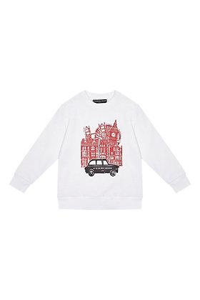 London Taxi Sweatshirt