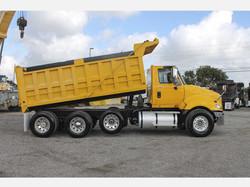 2011 Yellow International Dump Truck 2_F
