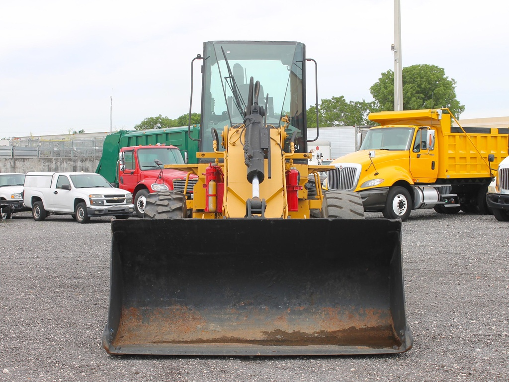 2007 Loader Construction Equipment_Truck
