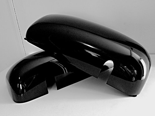 KW T660,T600,T800 BLACK POLISHED MIRROR COVER