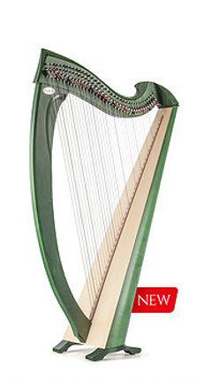 Salvi Una 38 String Harp