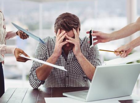 Sua empresa está deixando os colaboradores estressados? Descubra!