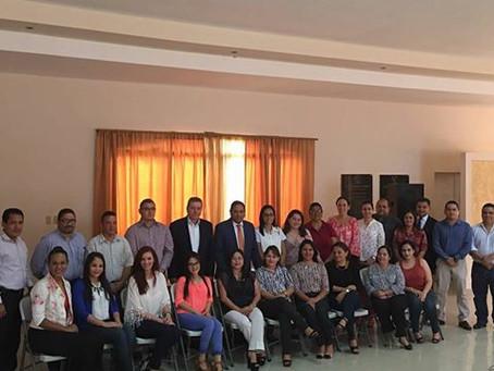 Curso de Certificación de Árbitros en el Capítulo de la Ceiba. #ConfiaentuColegio #UnNuevoRostro