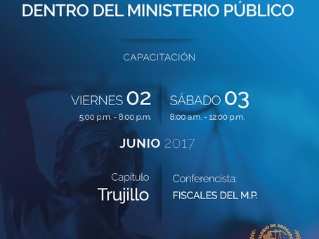"""Capacitaciones a Nivel Nacional viernes 02 y sábado 03 de Junio, Presiona """"Leer Más"""" #Capa"""