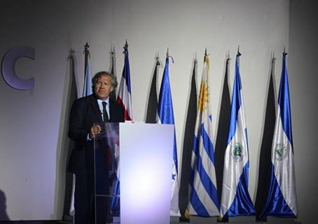 Visita de Luis Almagro Secretario General de La Organización de Estados Americanos, disertó en UNITE