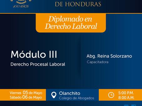 El Colegio de Abogados de Honduras y El Centro de Capacitación invitan:  #ConfiaentuColegio #Capacit