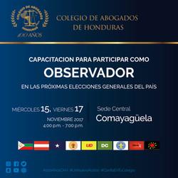 Invitacion Observadores Elecciones