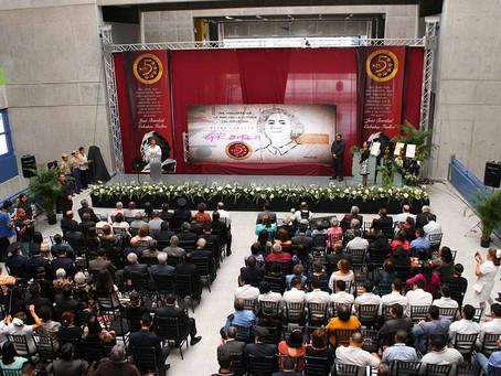 Presidente del Colegio de Abogados de Honduras participo en la Distincion de Cinco estrellas a la In