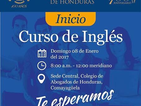 """El día de mañana domingo 08 de Enero comenzamos el tercer módulo del curso de ingles """"We Speak"""