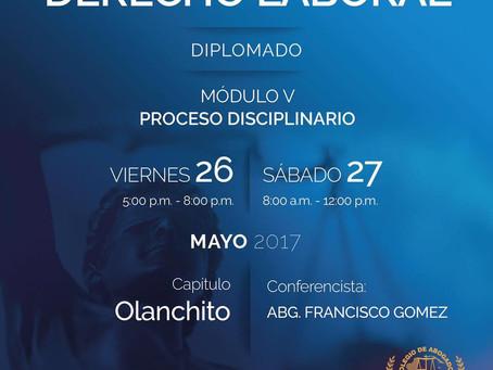 Capacitaciones viernes 26 y sábado 27 de Mayo #CapacitacionesCAH #ConfiaentuColegio