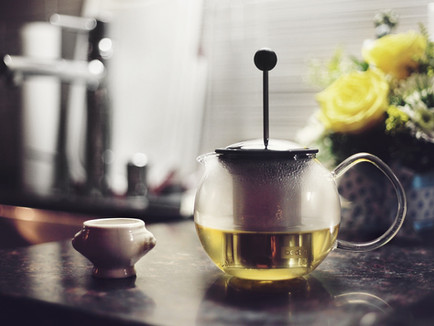 How I incorporate tea into my daily flow...