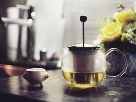 Le thé dans toute sa splendeur