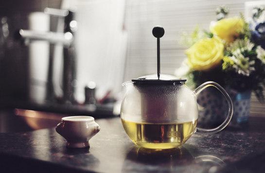 Pandan Tea