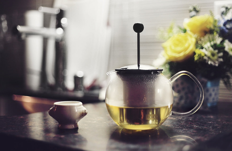 Buy Tea accessories for steeping the perfect cup from Tea & Me