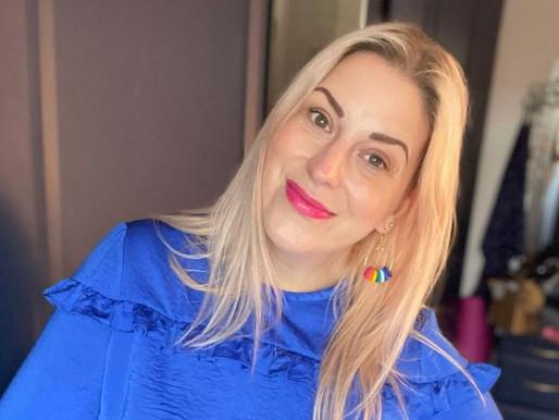 Pass the blog to; Sarah Robins