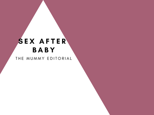 Sex After Baby