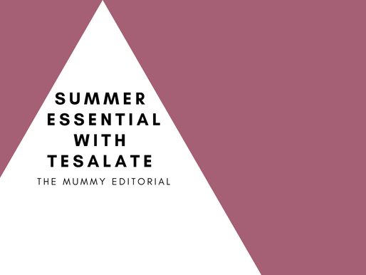 One Incredible Summer Essential – Tesalate