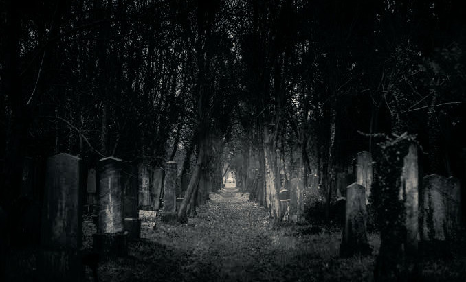 Episode 4: A Trip to the Graveyard