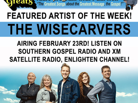 The Wisecarvers featured artist!