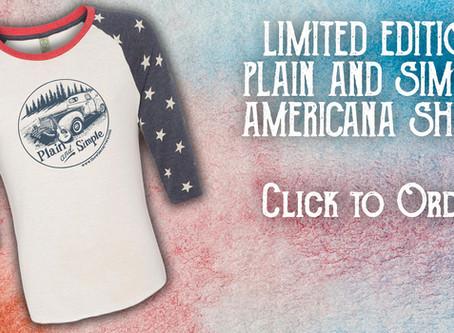 Limited Edition America Shirt!