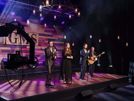 The Wisecarvers featured on Gospel Music Showcase with Guy Penrod