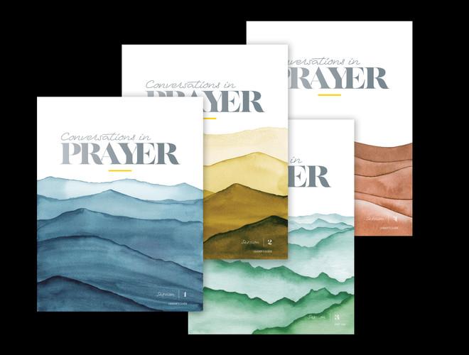 Conversations in Prayer Study Series
