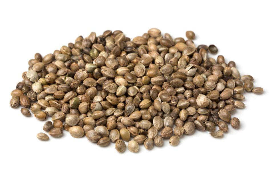 Hulled Hemp Seed