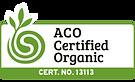 ACO Certified Organic Badge