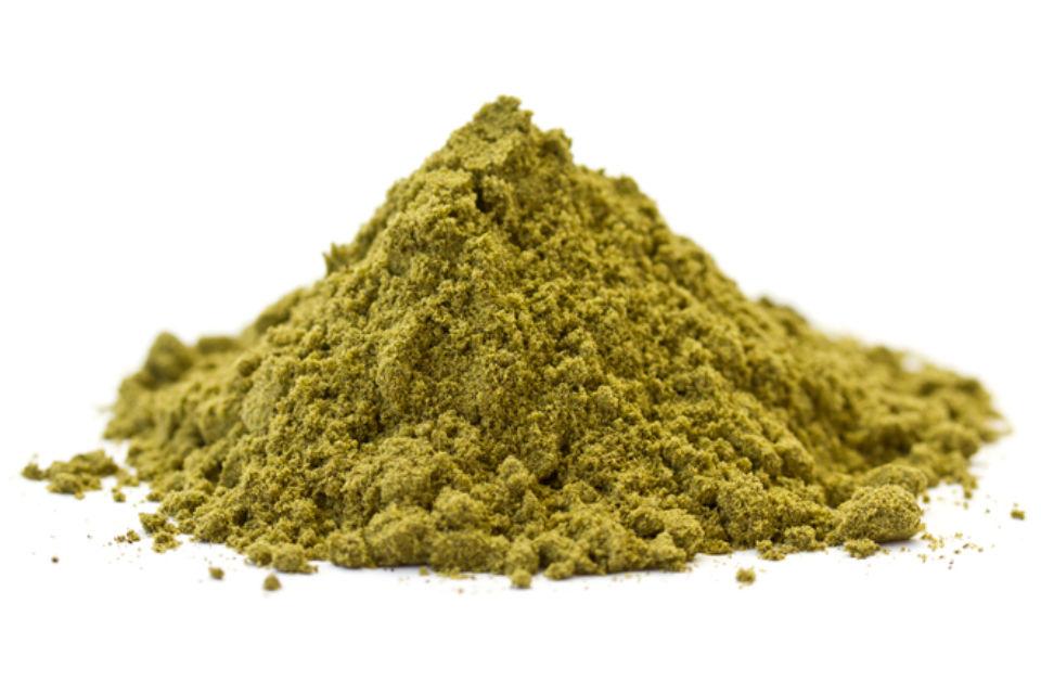 Hemp Seed Powder - 50%