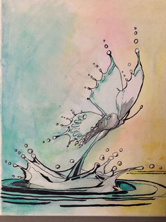 June Celik - Painting