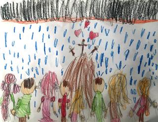 Grace Searles - Raining Tears