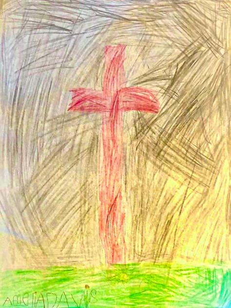Amelia Davis - The Cross of Jesus