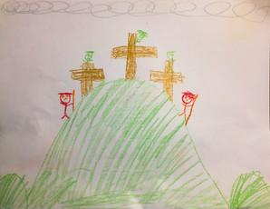 Clara Huls - The Cross