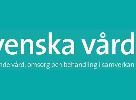 Nu är DoktorHemma medlem i Svenska Vård