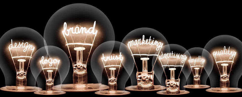 Photo of light bulbs with shining fibres