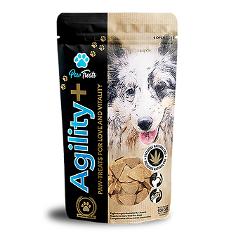 Paw-Treats Agility+ Dog CBD Treats