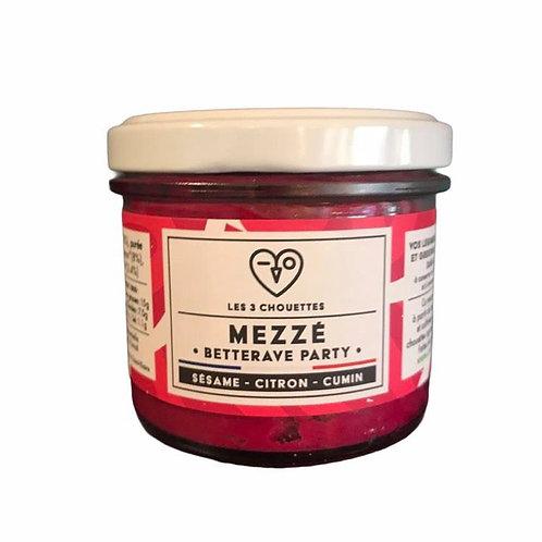 Mezzé Betterave Party - Les 3 Chouettes
