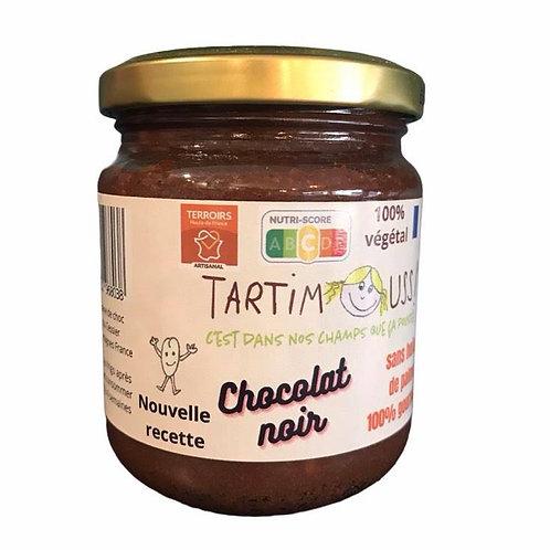 Pâte à tartiner Chocolat noir - Tartimouss