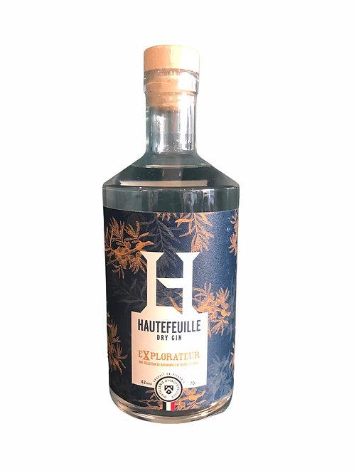 Gin Explorateur - Distillerie d'Hautefeuille