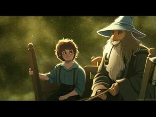 Spiritual Life Coaching - My Very Own Gandalf!