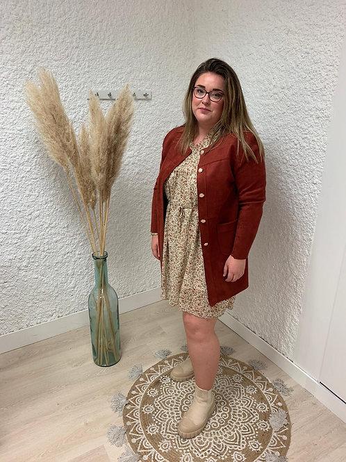 Robe feuillage automne