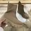 Thumbnail: Bottines chaussettes beige fonce