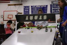 Lego Car Races