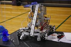 Middle School FTC Robot