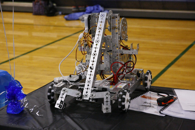 Middle School FTC Robot