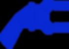FRC Team 1073 Claw(Blue)(Transparent-Bac