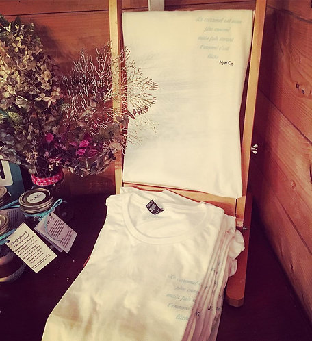 T-shirt MJ et Cie